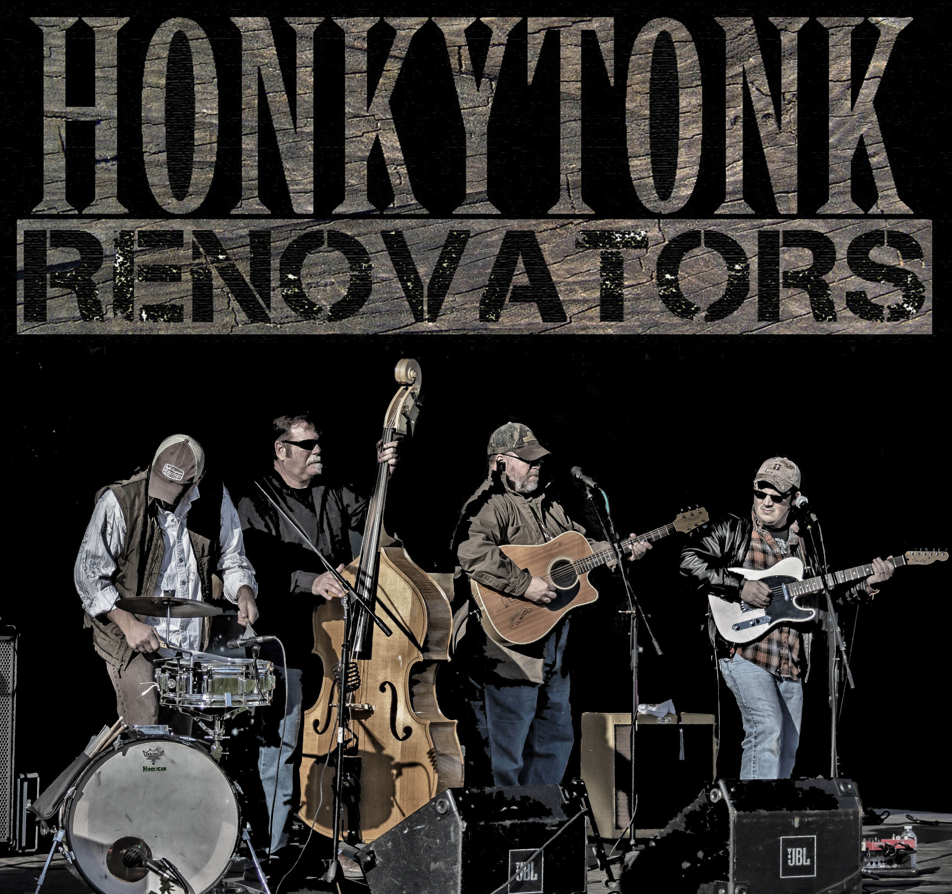 Splinter Middleton and the Honkytonk Renovators will be among the entertainers at the Douglas County Fair next Friday night.
