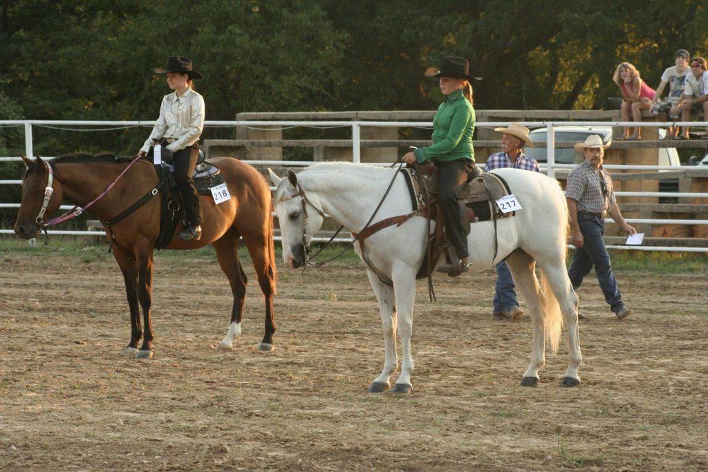 TriCounty Horse Show Participants