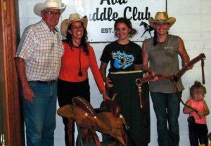 Saddle Club-Adult