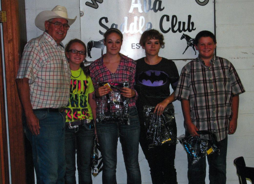 Saddle Club-Participation