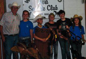 Saddle Club-Youth